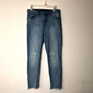 Lucky Brand Bridgette Skinny Jeans Sz 6